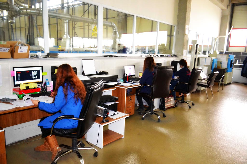 Teknik Büro